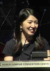 Yeo Bee Yin Minister of Energy, Technology, Science, Environment and Climate Change Malaysia
