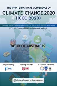 book of abstract climate change conference 2020